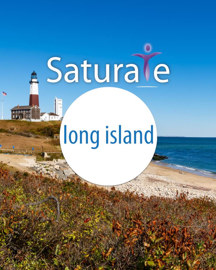Saturate Long Island Header